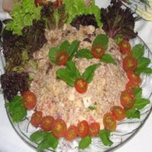 Receita de Salada de Natal I