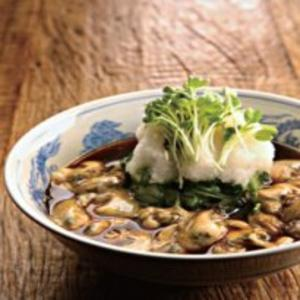 Receita de Salada de Ostras Sugaki