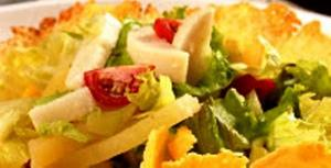 Receita de Salada de Palmito, Abacate e Batata