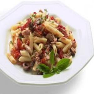 Receita de Salada de Penne com Atum