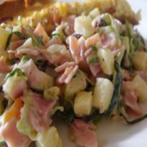 Receita de Salada de Repolho Nutritiva