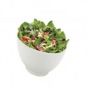 Receita de Salada de rúcula com morango