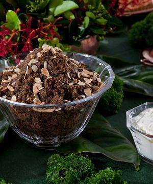 Receita de Salada de Tâmaras com Frutas com Coalhada
