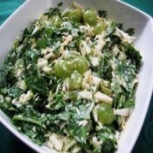 Receita de Salada de Uva