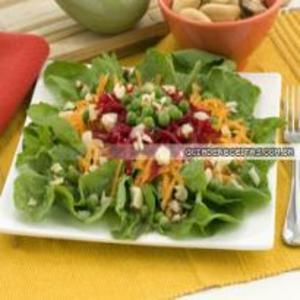 Receita de Salada desintoxicante
