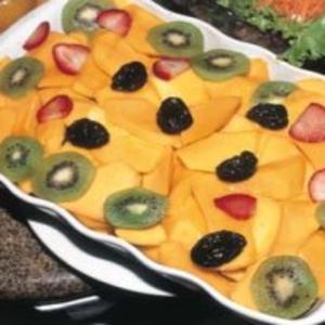 Receita de Salada Doce da karenzitiia