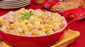 Receita de Salada Fria de Peito de Peru