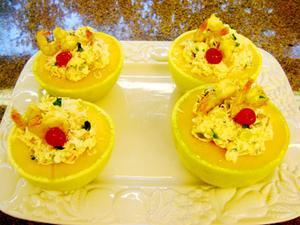 Receita de Salada Havaiana