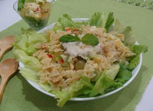 Receita de Salada Refrescante de Réveillon