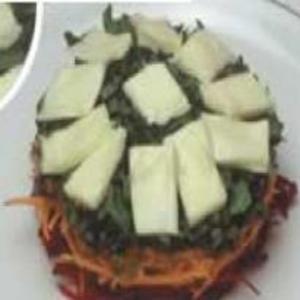 Receita de Salada Vegetariana
