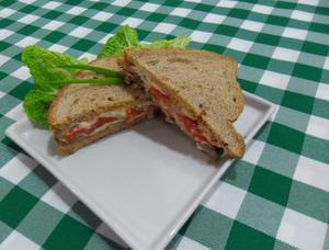 Receita de Sanduíche com rosbife