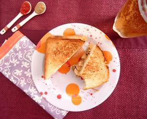 Receita de Sanduíche de almôndegas