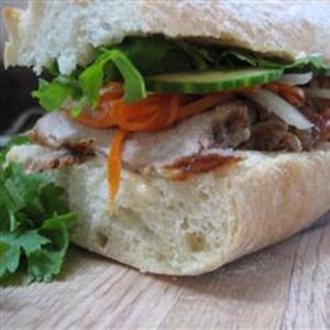 Receita de Sanduíche Vietnamita (Banh Mi)