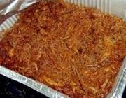 Sanduíche Americano de Carne de Porco Desfiada e Molho