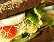Sanduíche Antioxidante