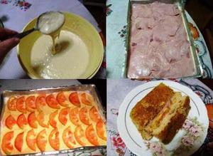 Receita de Sanduíche de Assadeira