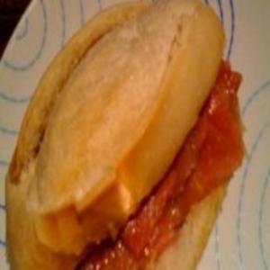 Receita de Sanduíche de Carpaccio
