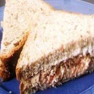 Receita de Sanduiche Natural de Atum