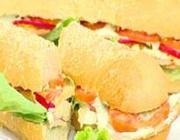 Sanduíche Tarde de Sol