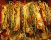 Sardinhas ao forno