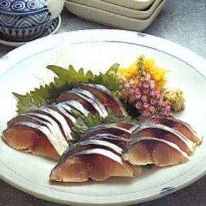 Receita de Sashimi de Cavalinha ao Vinagre - Shimesaba
