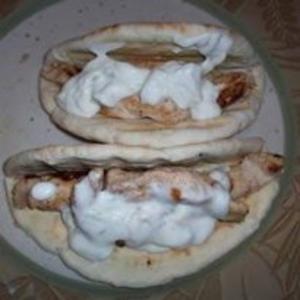 Receita de Shawarma de frango