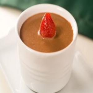 Receita de Sopa achocolatada