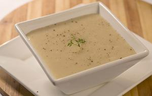 Receita de Sopa de batata com leite
