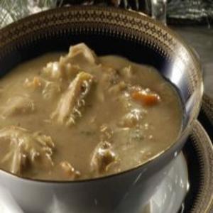 Receita de Sopa de Peru