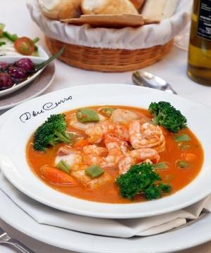 Receita de Sopa de Pescados