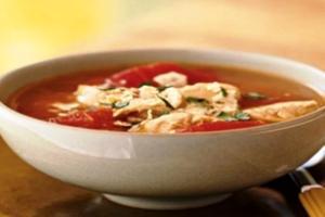 Receita de Sopa de Queijos com Leite