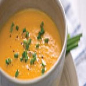Receita de Sopa de Tomate com Abóbora