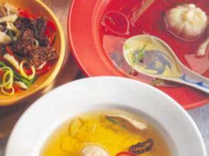 Receita de Sopa de Wonton