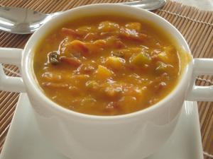 Receita de Sopa Eslava