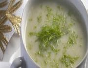 Sopa Fria de Erva-Doce