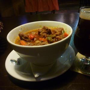 Receita de Sopa Goulasch