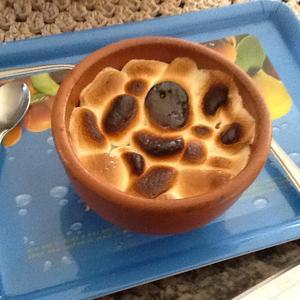 Receita de Sorvete Assado (Sorvete de Forno) com Marshmallow