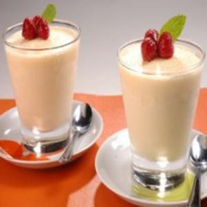 Receita de Sorvete de iogurte express