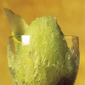 Receita de Sorvete de melão