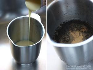 Receita de Sorvete sonho de Café