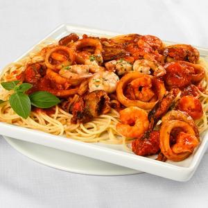 Receita de Spaghetti All Mare