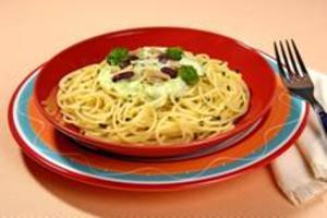 Receita de Spaghetti ao Molho de Brócolis e Atum