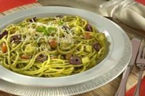 Receita de Spaghetti Pelaggio à Pizzaiola