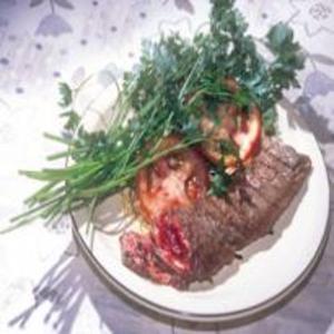 Receita de Steak de Miolo de Acém