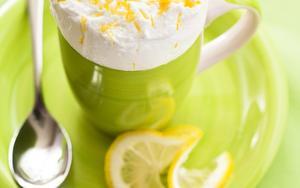 Receita de Suflê de limão siciliano
