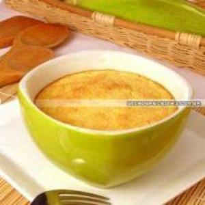 Receita de Suflê de Milho Verde