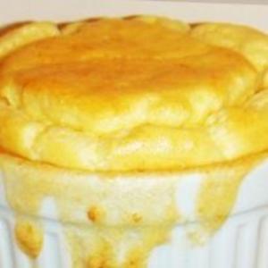 Receita de Suflê de palmito e queijo