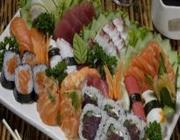 Sushi e Sashimi Especial