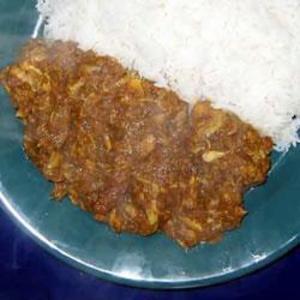 Receita de Tamatar murghi (frango com tomate à moda indiana)