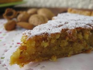 Receita de Torta de Amêndoa